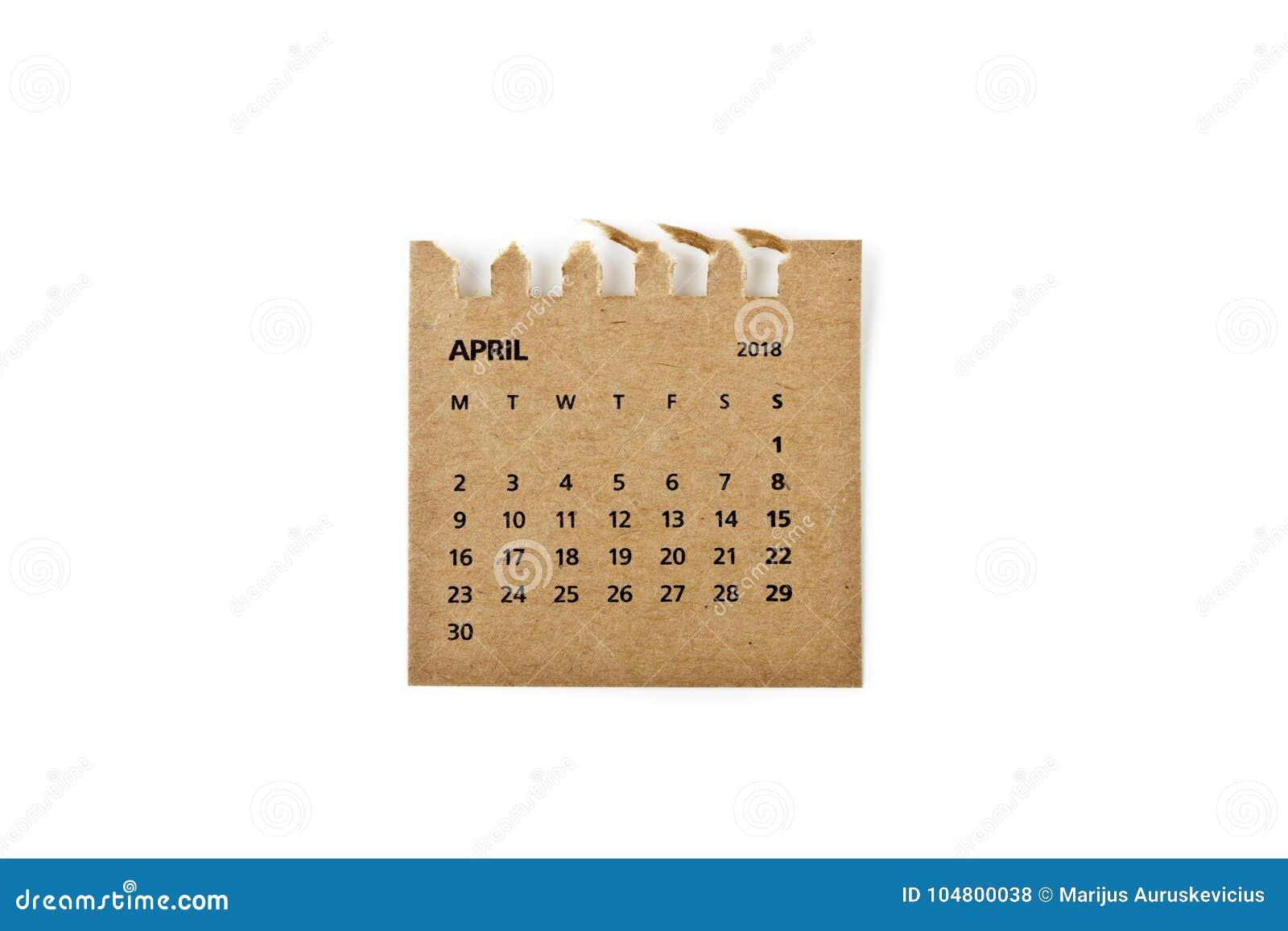 Fartuch Kalendarzowy prześcieradło na bielu