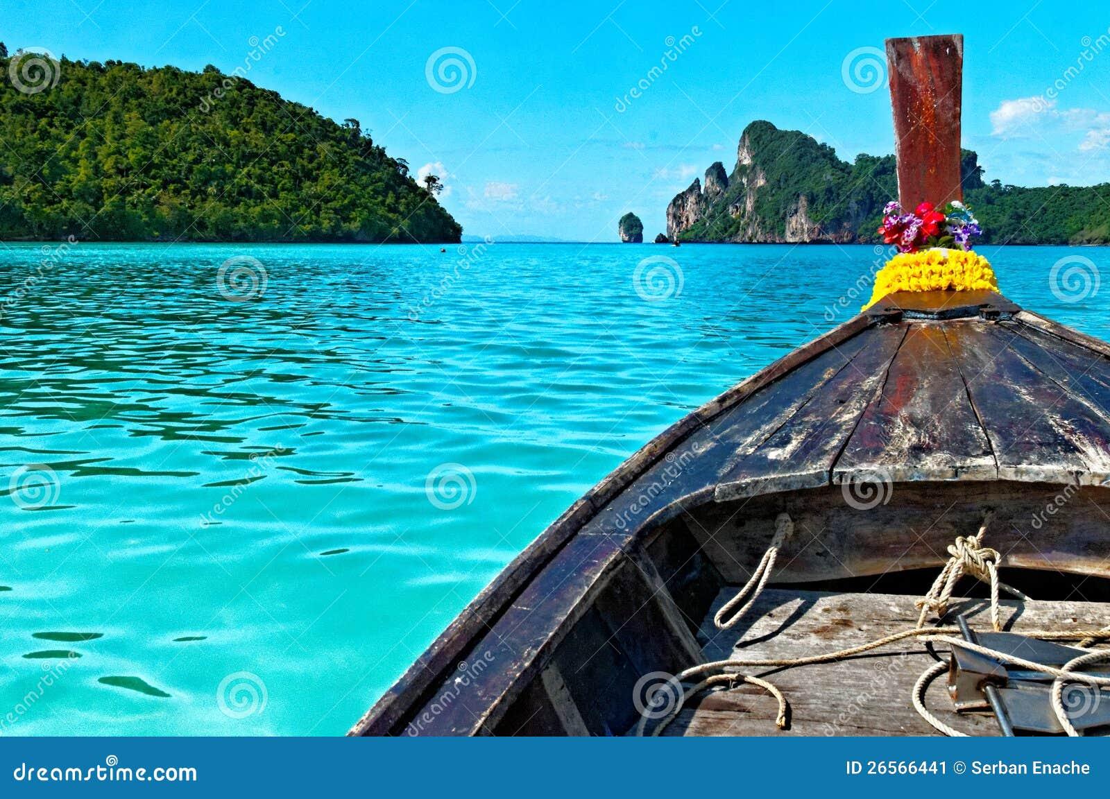 Fartyg i havet av PhiPhiön