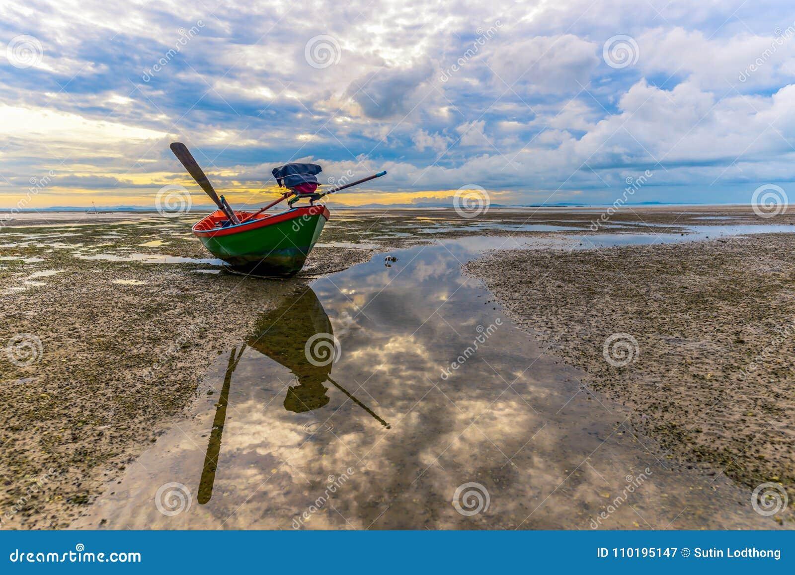 Fartyget på stranden