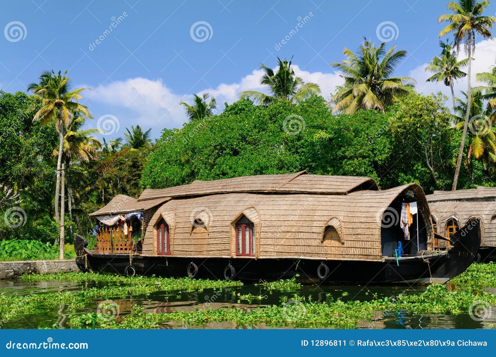 Fartyghus india kerala