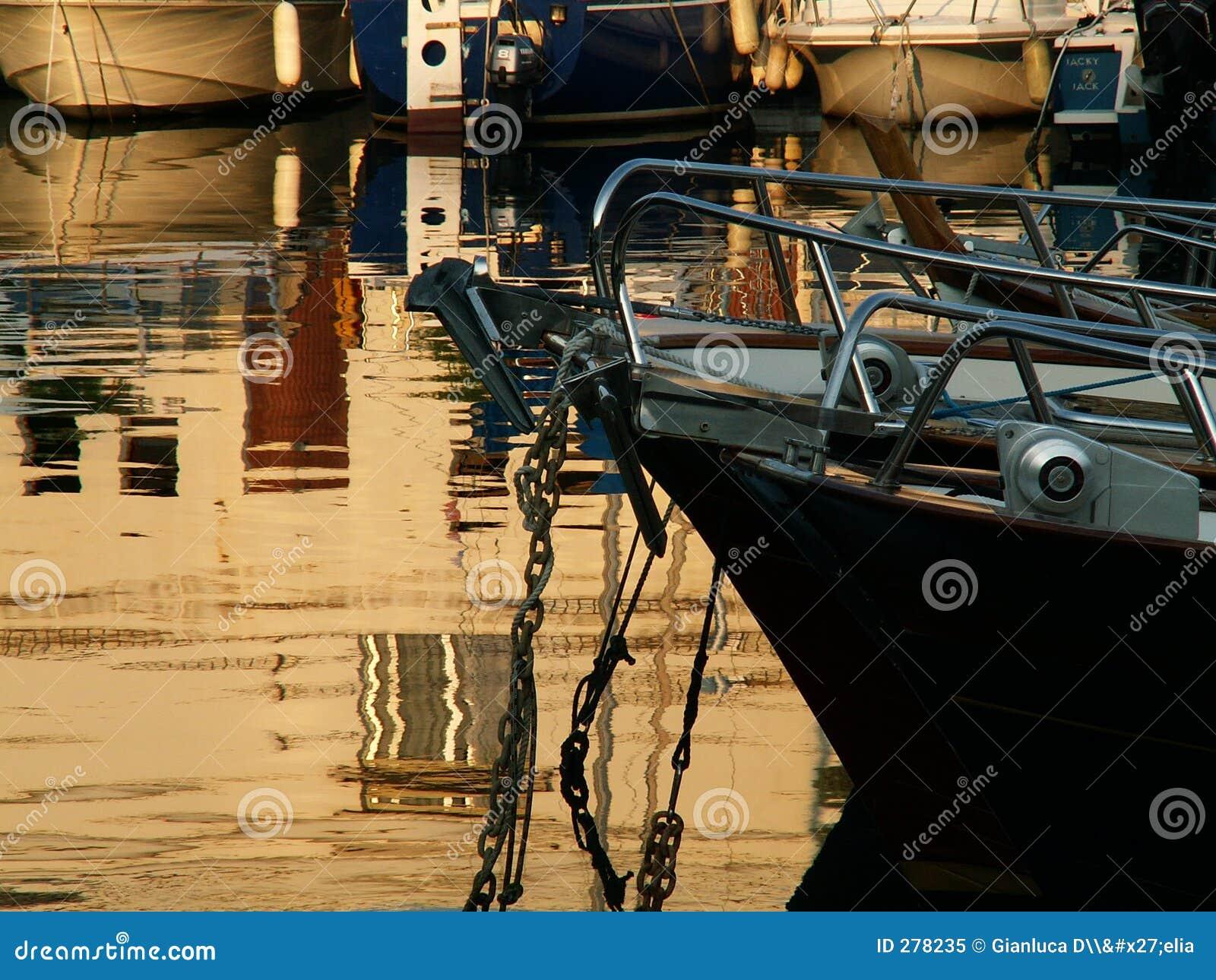 Fartygport