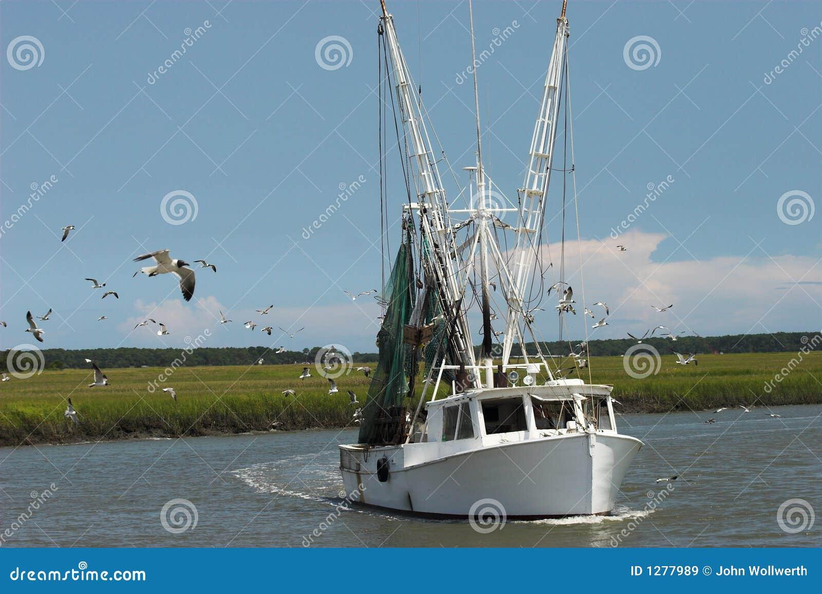 Fartygräka