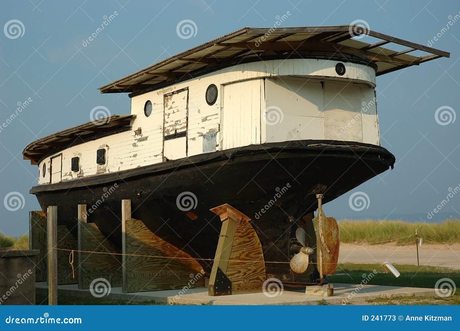 Fartygtappning