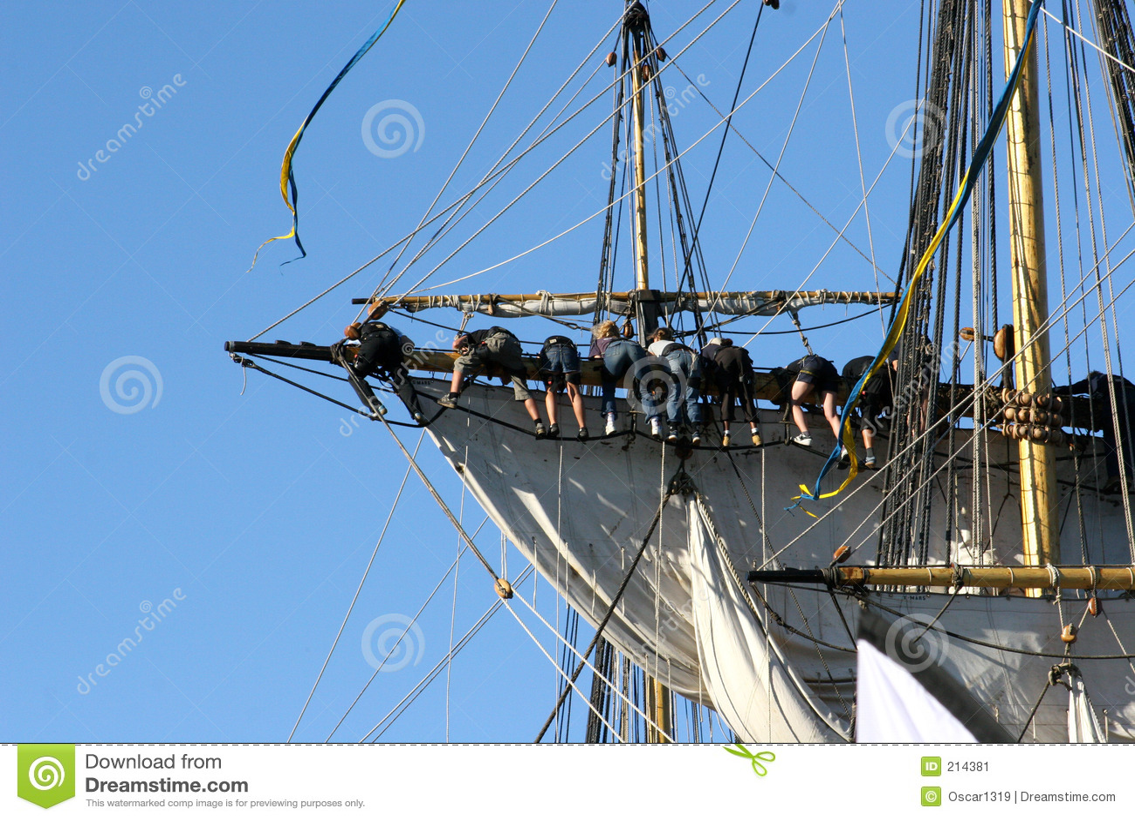 Fartygteamwork