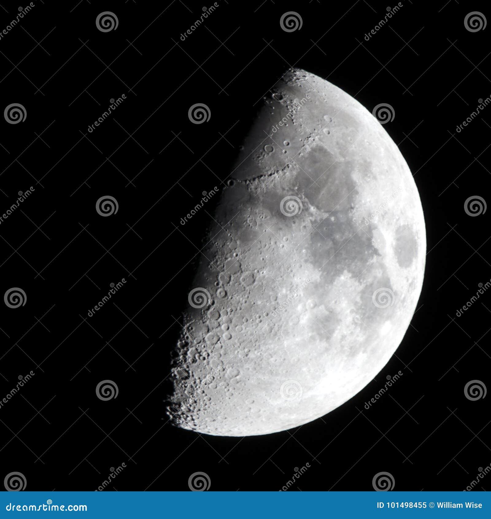 Fase de la luna del primer trimestre