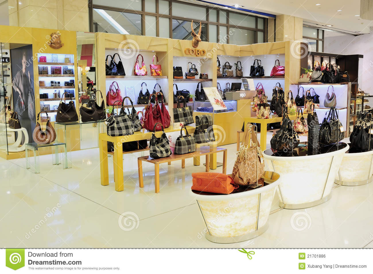 Bag Store Editorial Stock Photo - Image: 21702053