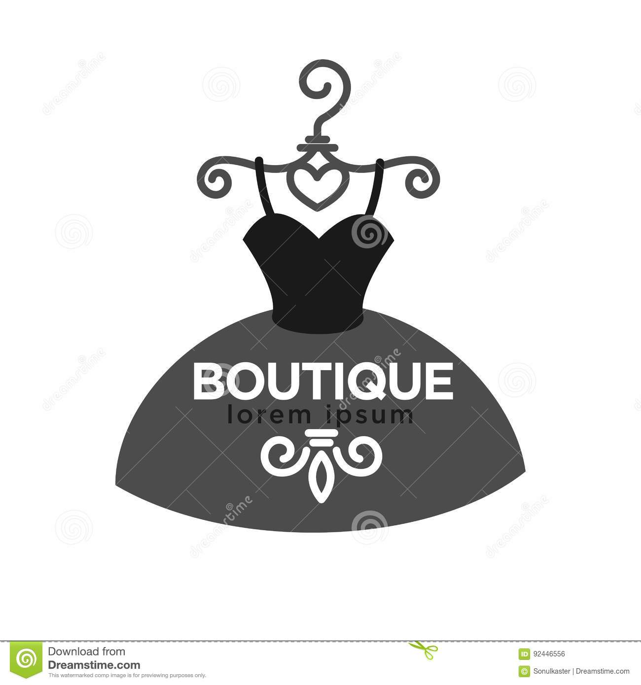 Fashion Dress Logos