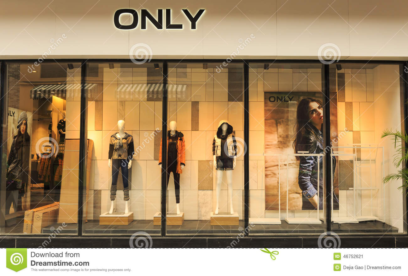 boutique shop store window editorial photo image of business 46752621. Black Bedroom Furniture Sets. Home Design Ideas