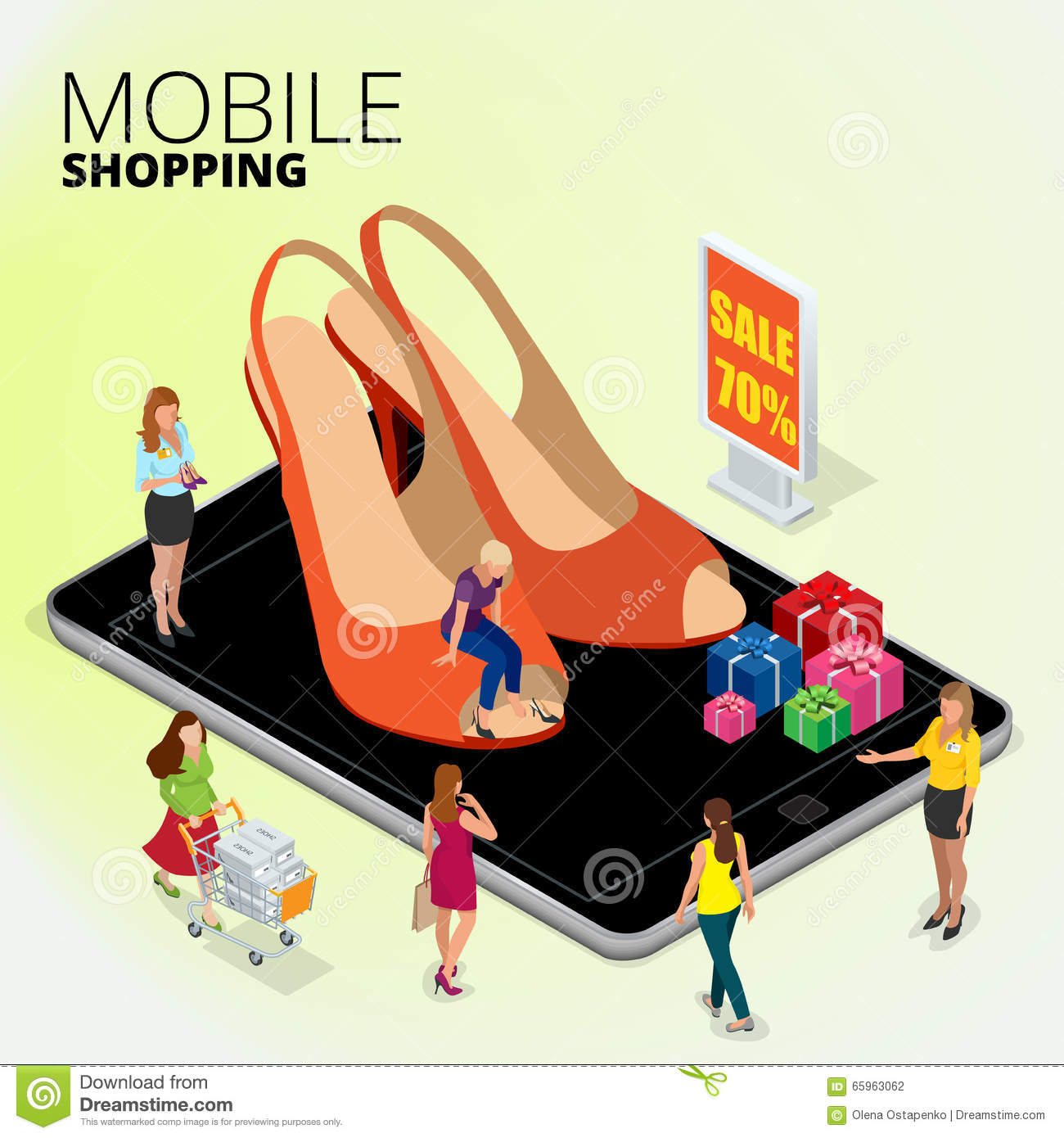 Ladies shoe online shopping