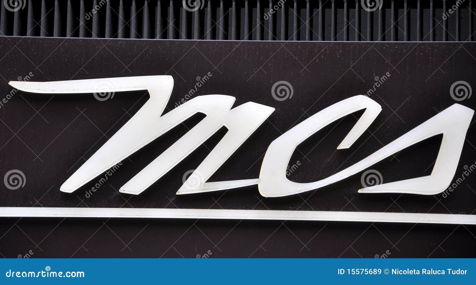 Fashion Brand Logo, Marlboro Classics Brand Name Editorial Stock Image ...
