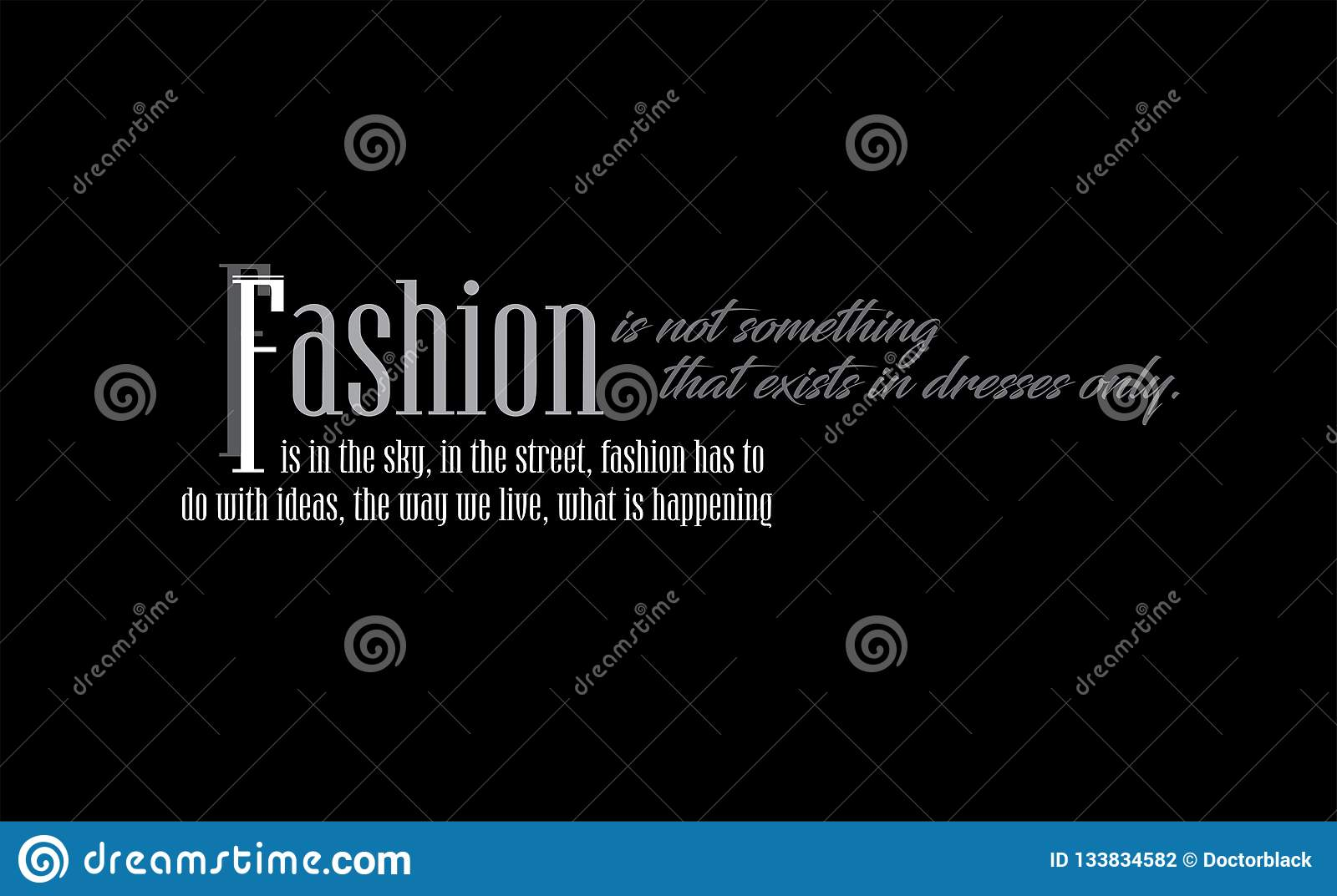Fashion Calligraphy  Minimal Fashion Slogan, Logo Design Stock