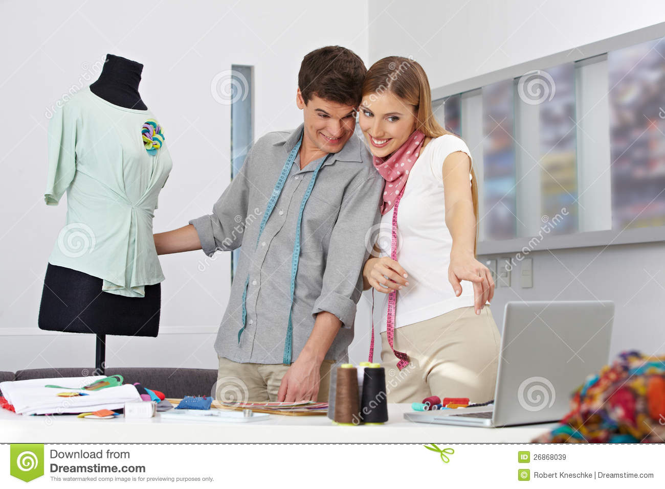 Fashion design as online class royalty free stock images Online classroom designer