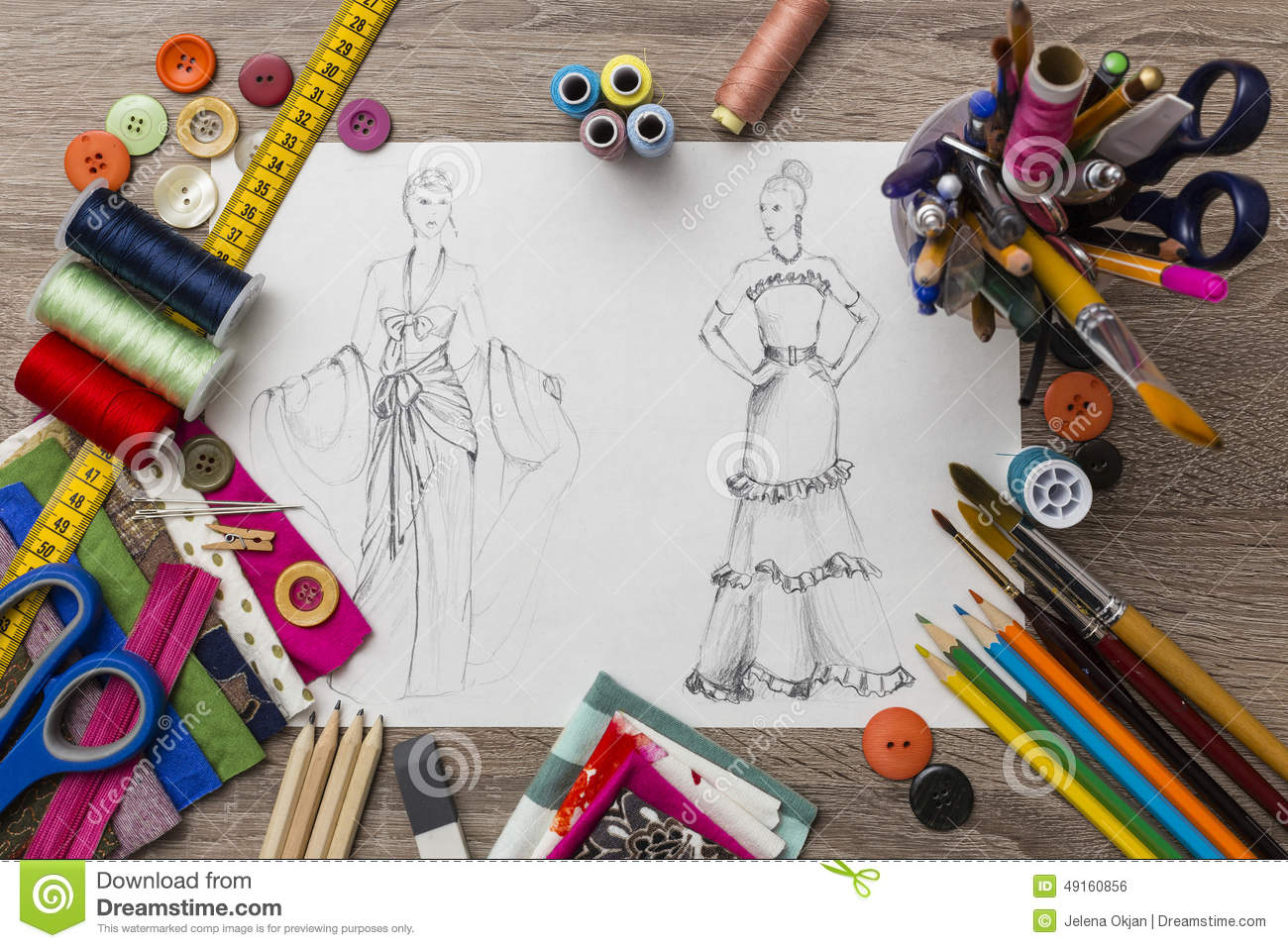 Fashion Design Themes Business Casual