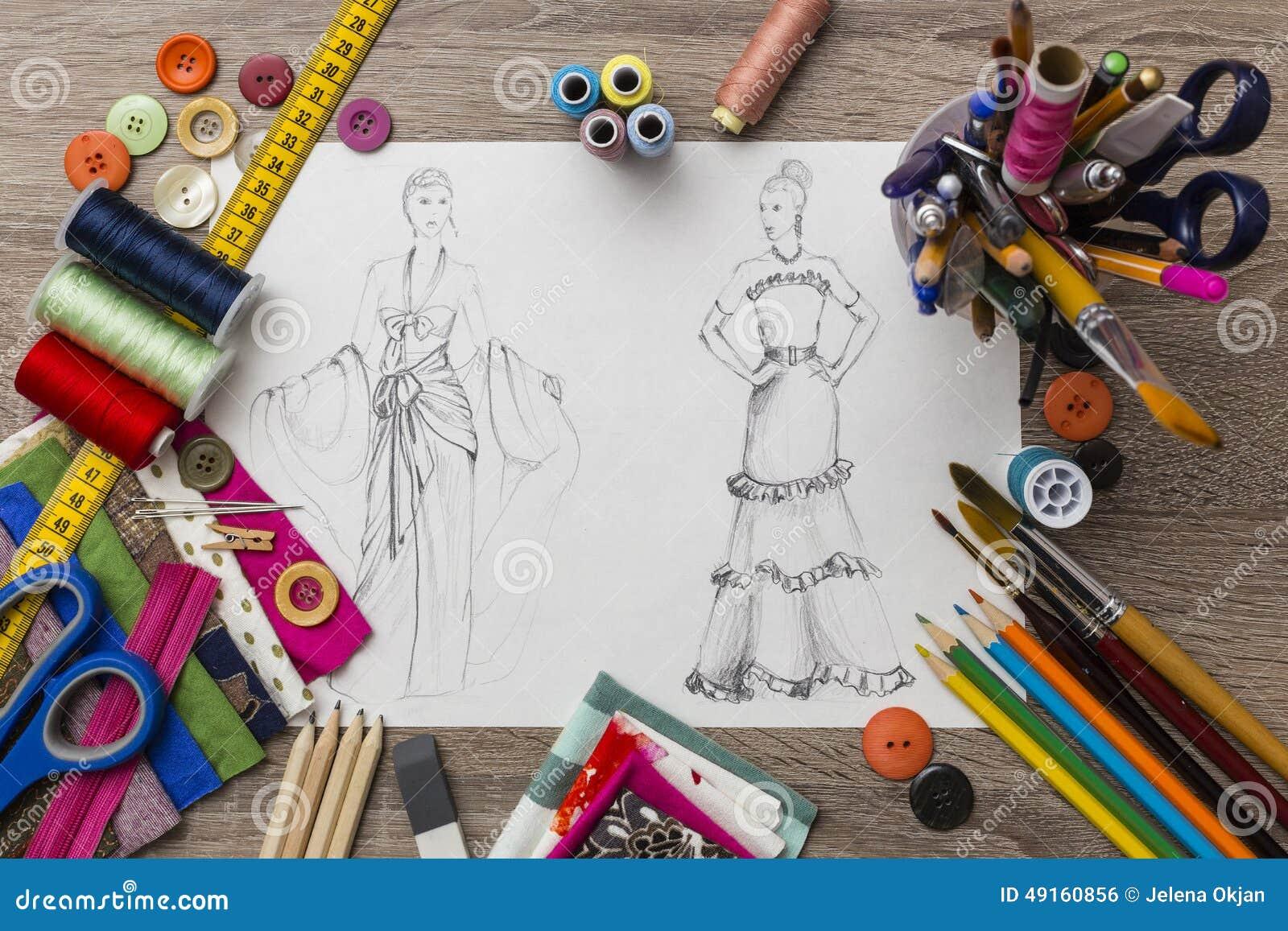 Fashion Design Course Materials