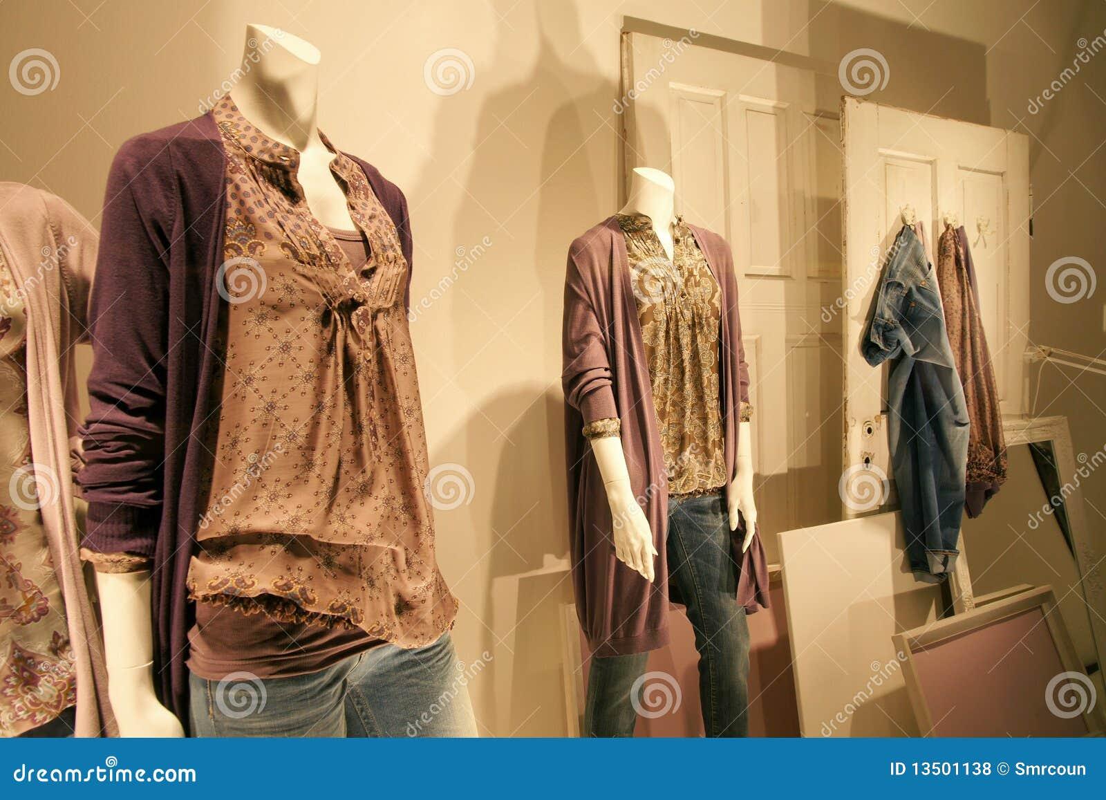 Fashion Dummy In The Studio Stock Photo Image 13501138