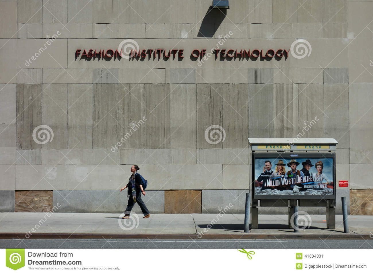 Fashion Institute Of Technology Editorial Photo Image Of York Chelsea 41004301