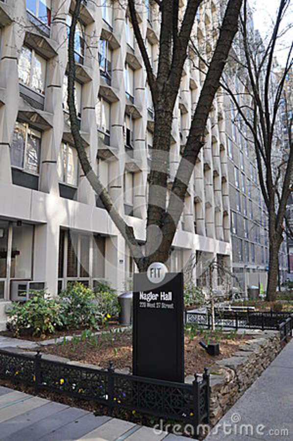 Fashion Institute Of Technology In New York City Editorial Photo Image Of Technology Monument 40214746