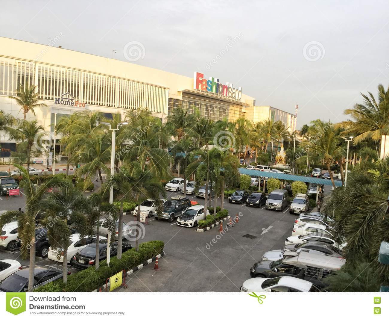 Fashion Island is an upscale open-air lifestyle center in Newport Beach, California. Fashion Island is owned by The Irvine Company.