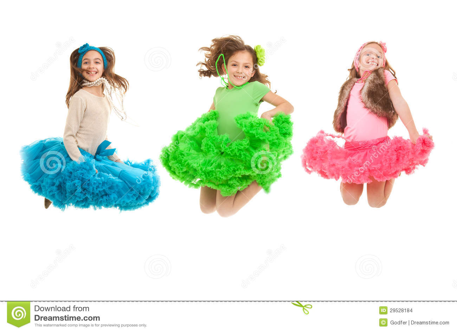 Fashion kids jumping stock images image 29528184