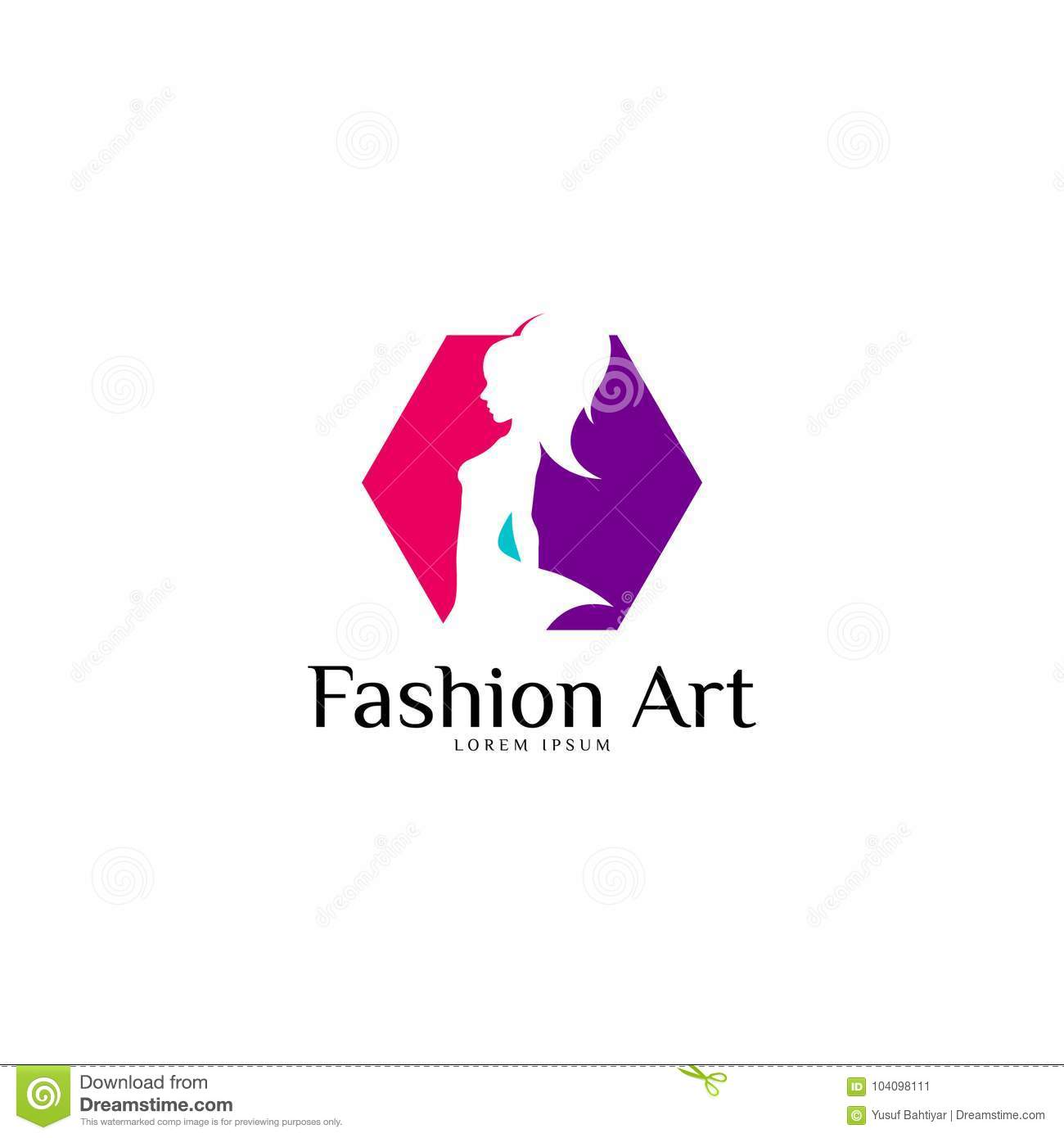 Fashion logo vector art template business stock vector download fashion logo vector art template business stock vector illustration of clothing cheaphphosting Images