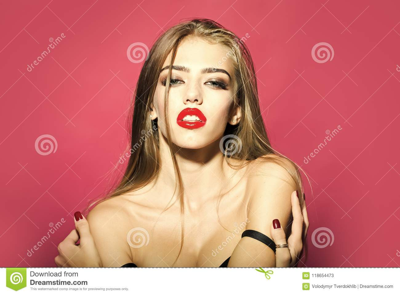 More than sexy headshots of young girls