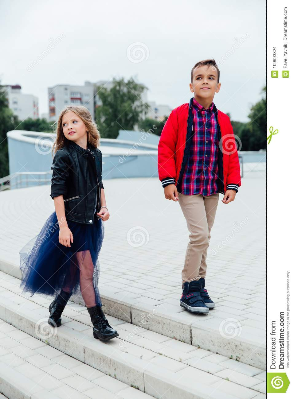 attitude boy and girl
