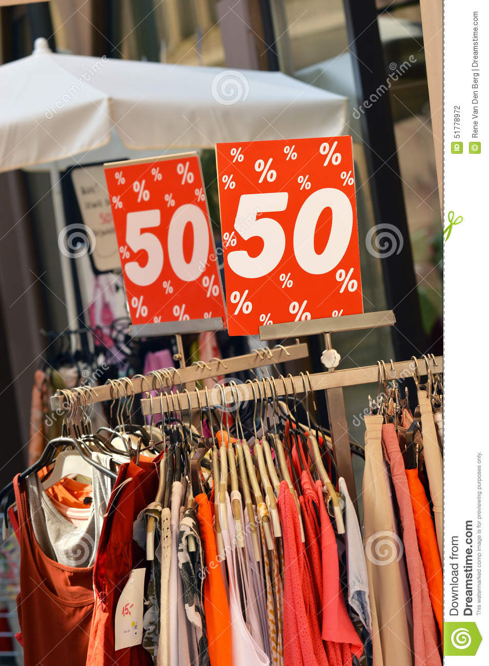 Discount clothing stores