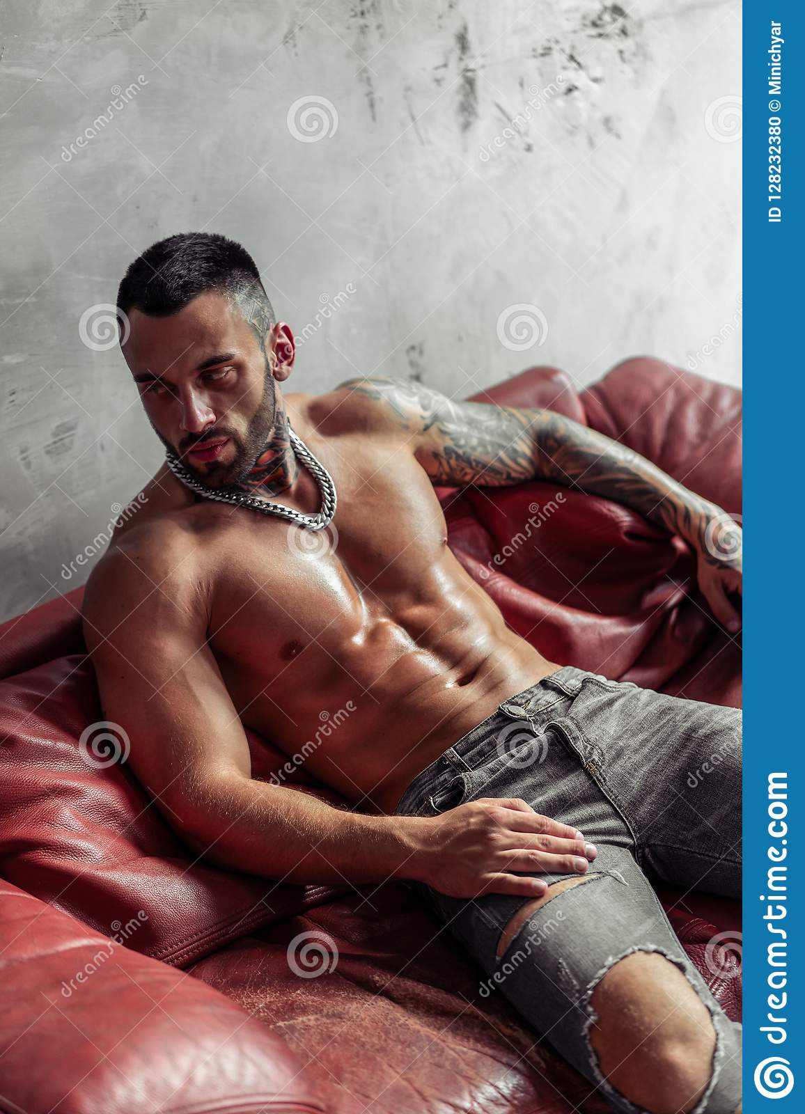 Are definitely male tattoo sexy naked
