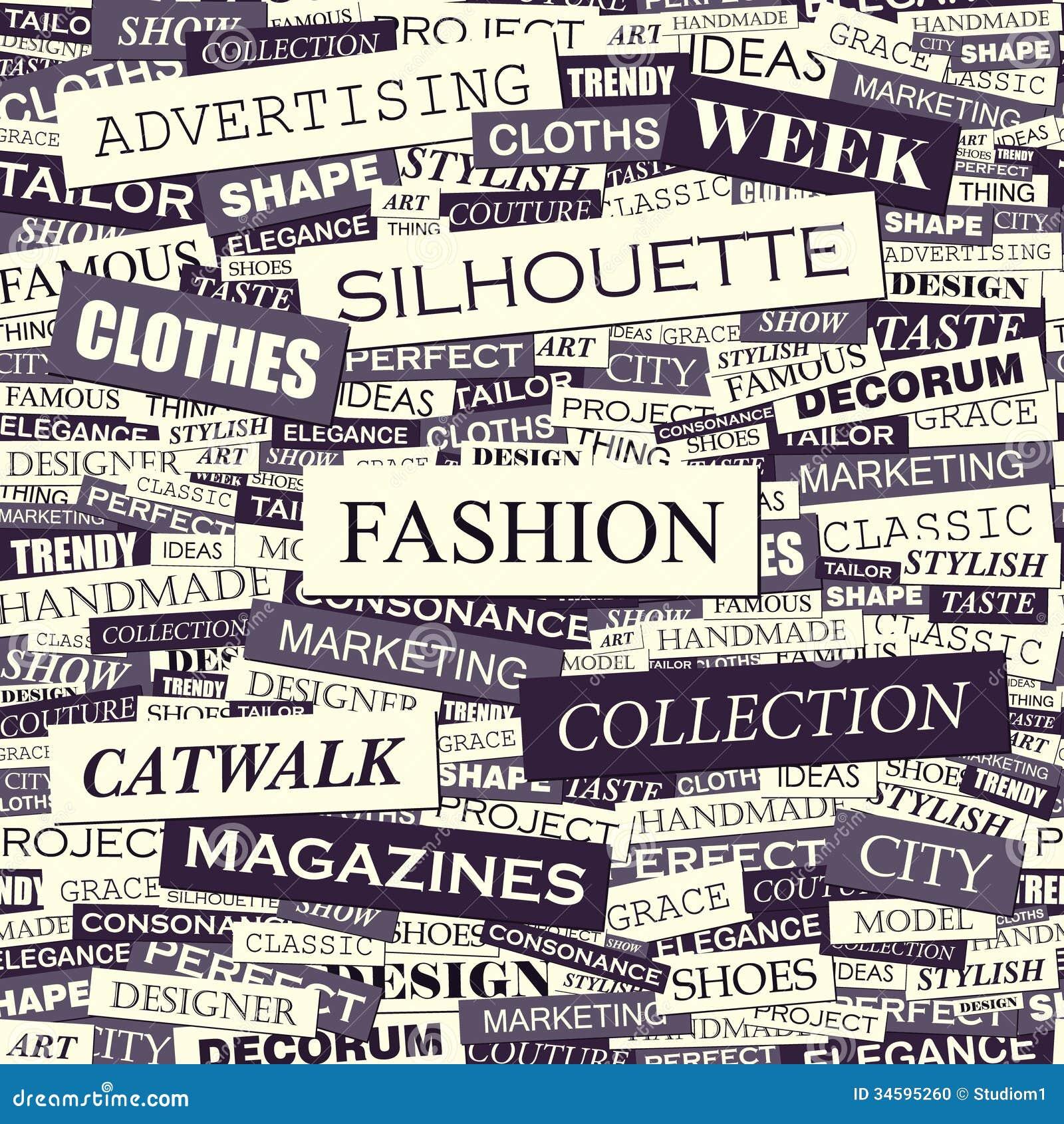 Fashion Stock Photo Image 34595260