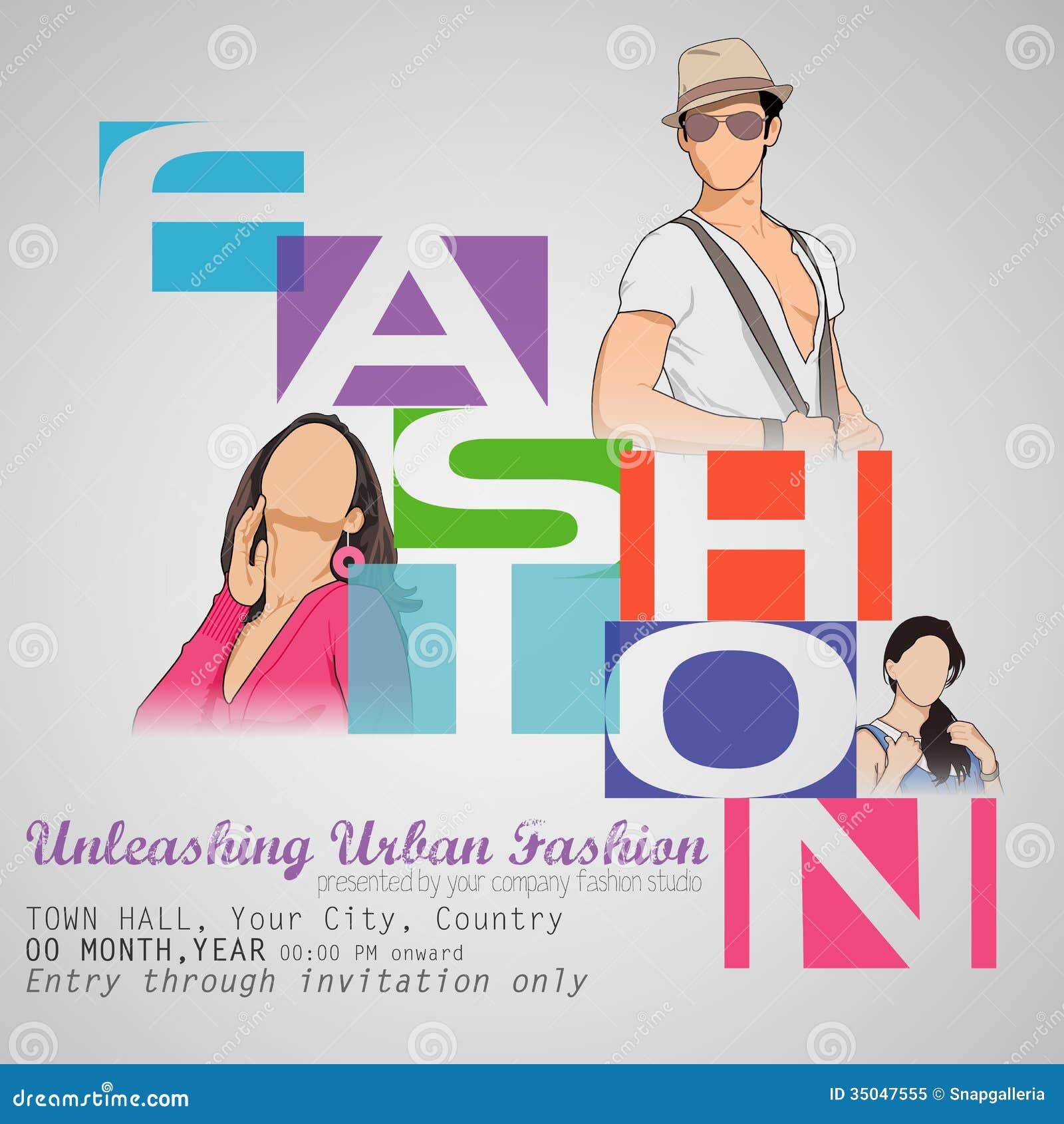 Fashion Show Royalty Free Stock Photo Image 35047555