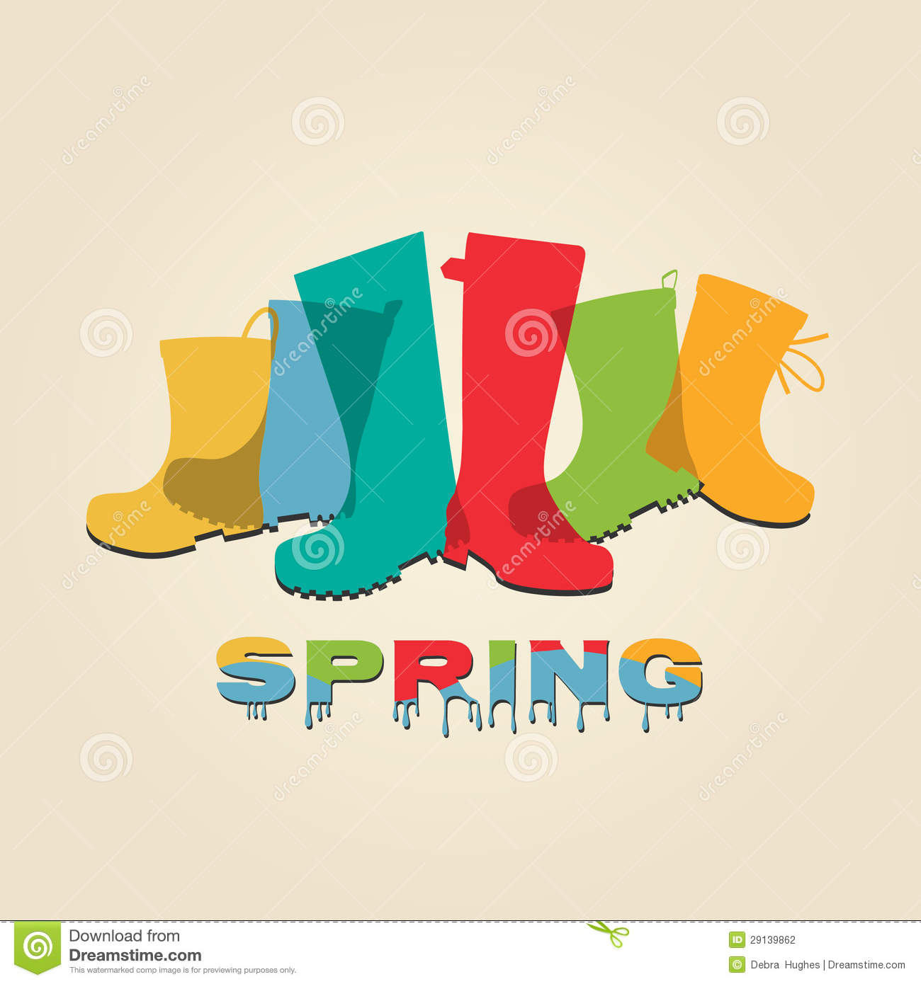 Boots fashion pic boots clip art - Boots Colorful Fashion