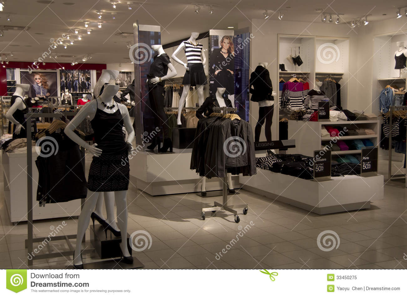 Women clothing stores Seattle clothing stores