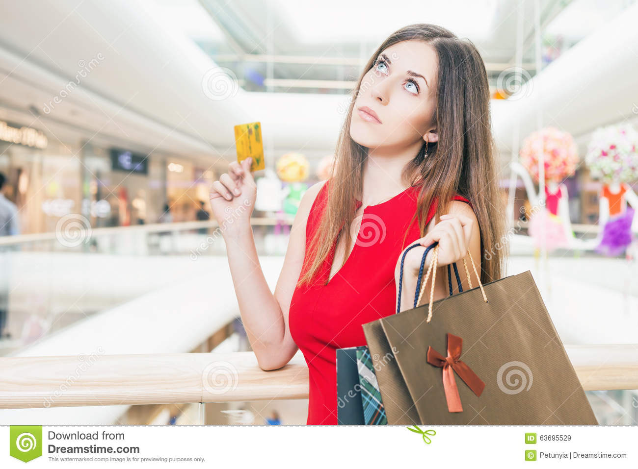 Clothing stores credit cards