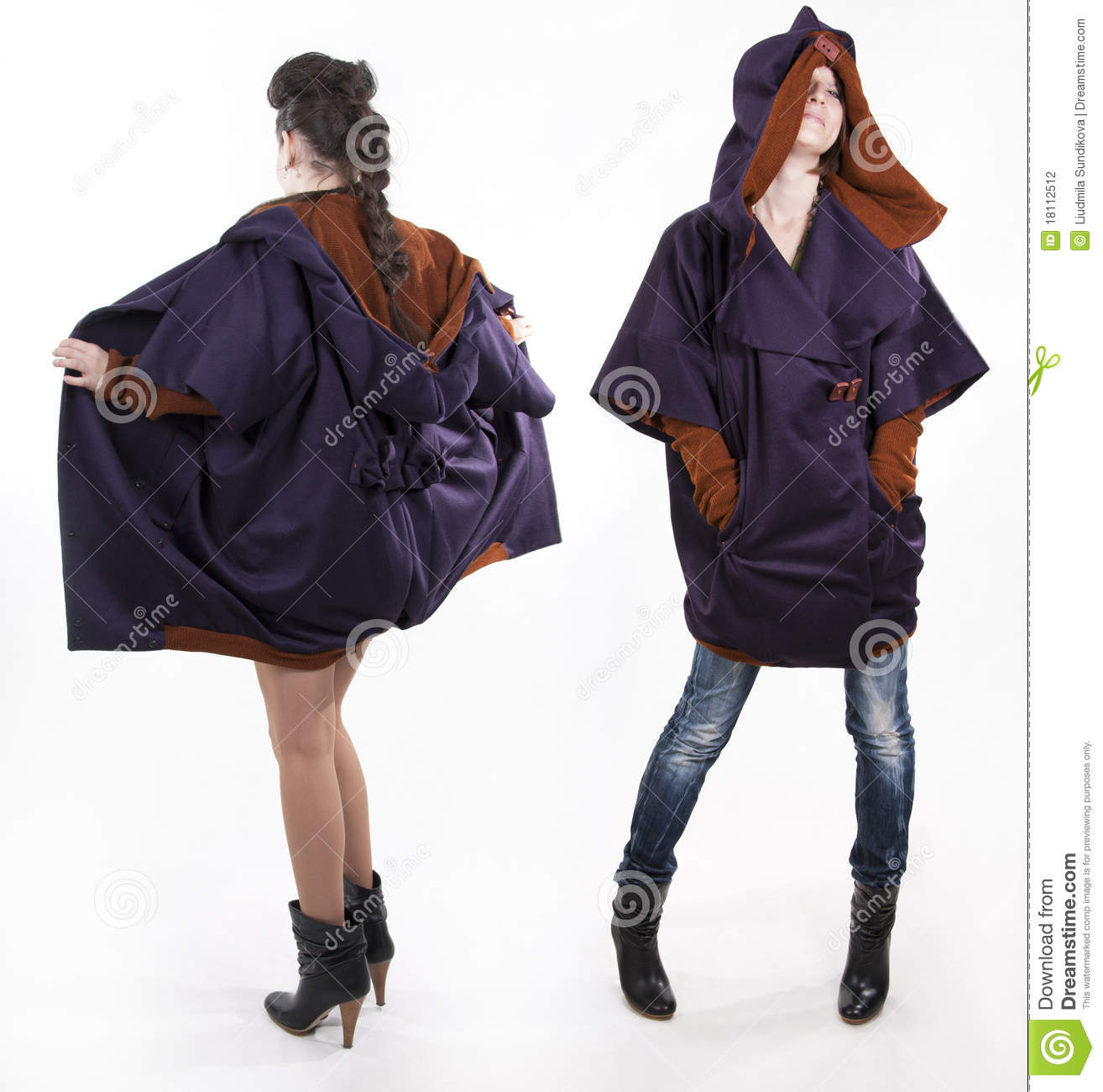 Fashion Trends Stock Photography Image 18112512