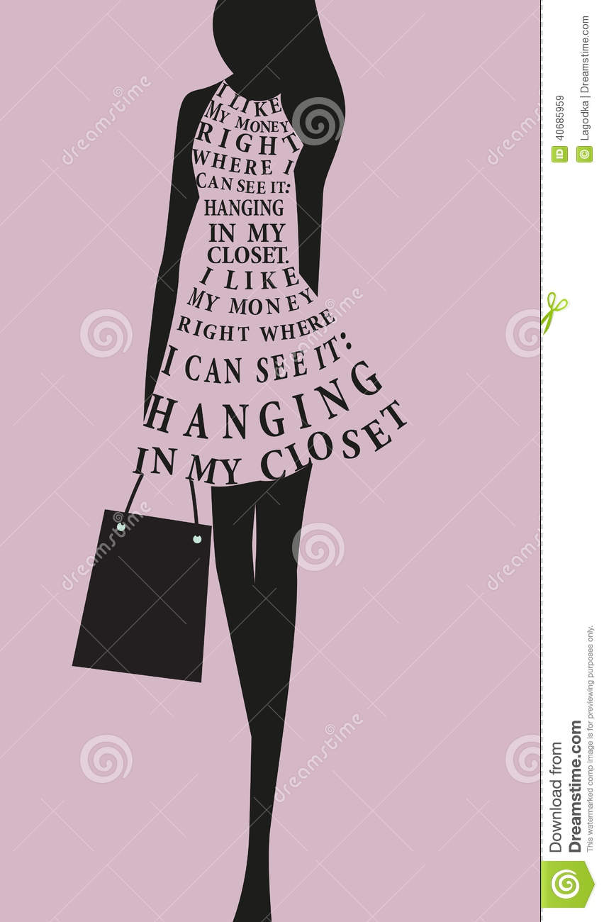 Cool The Fashionable Woman Wears Clothes The Clothes Don39t Wear Her
