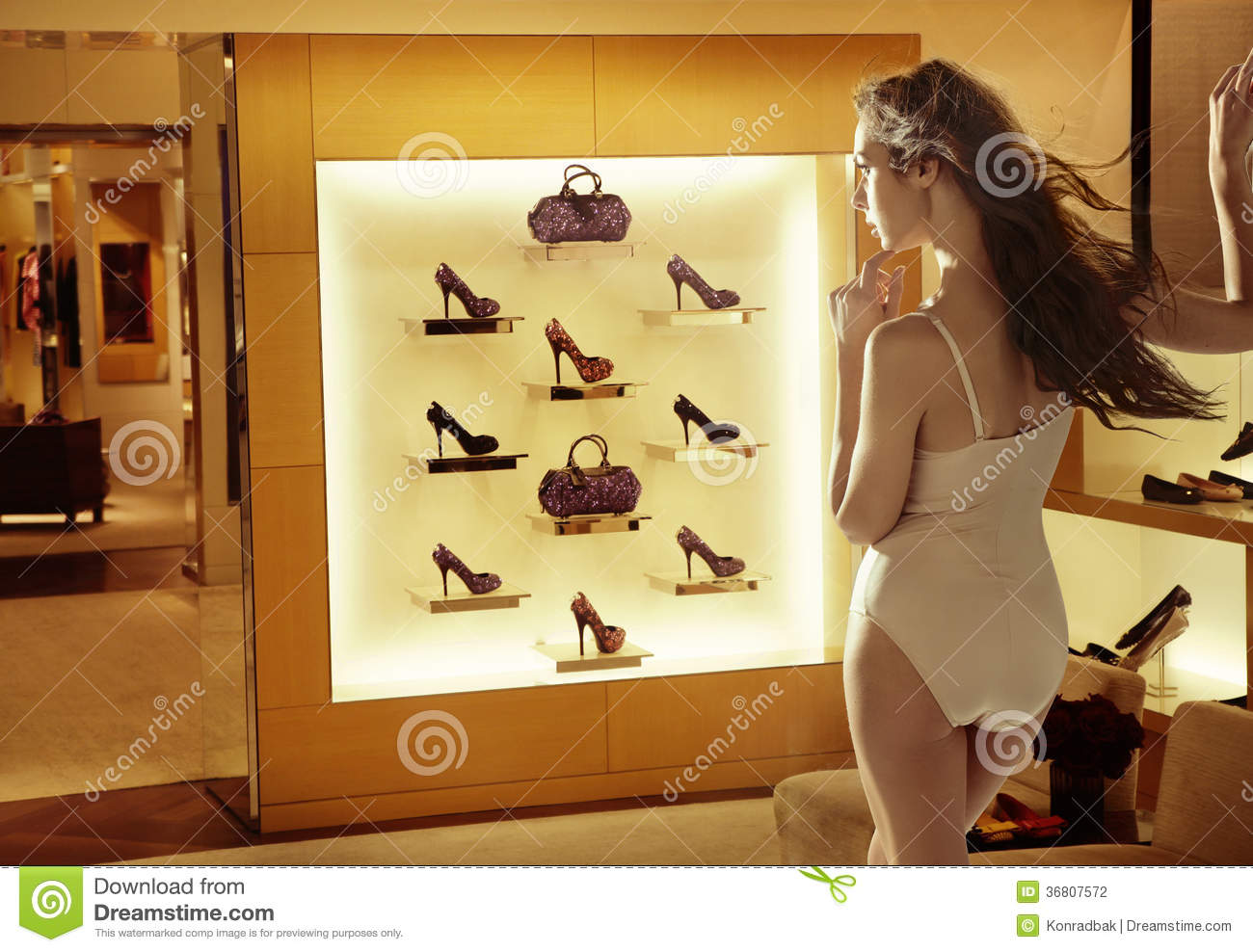 Looking For High Heel Shoes