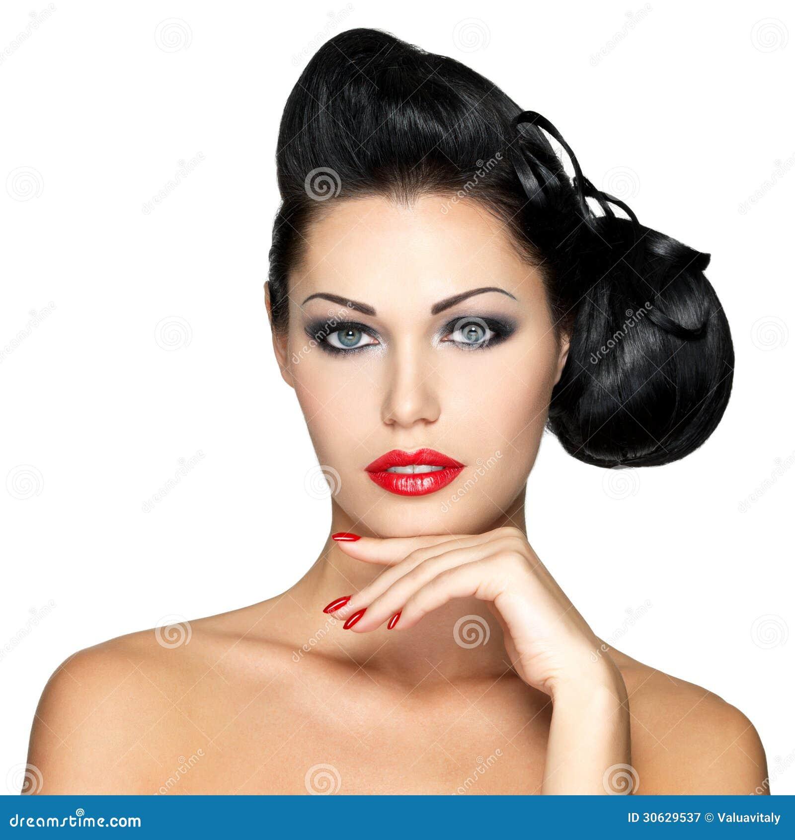 hairstyle background - photo #8