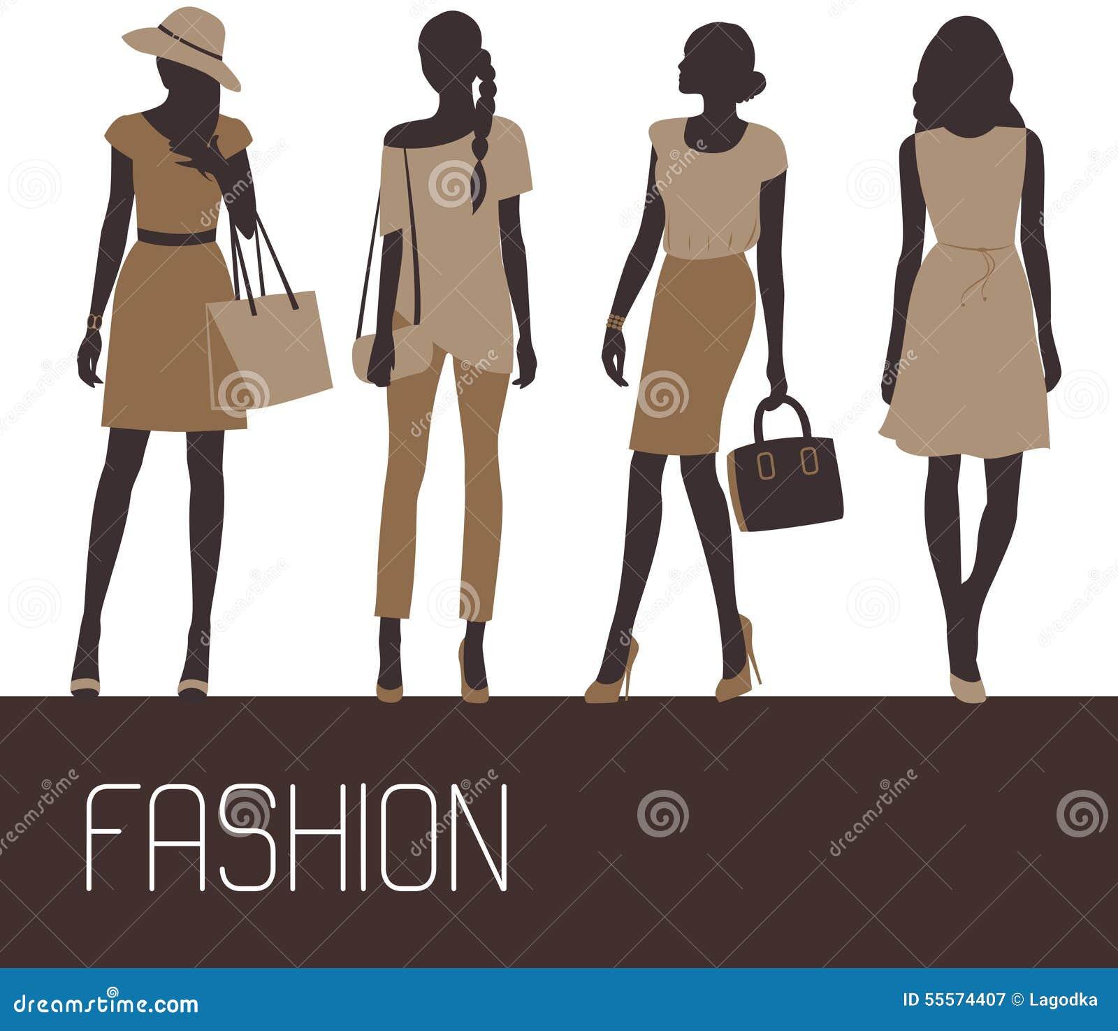 fashion solhouettes