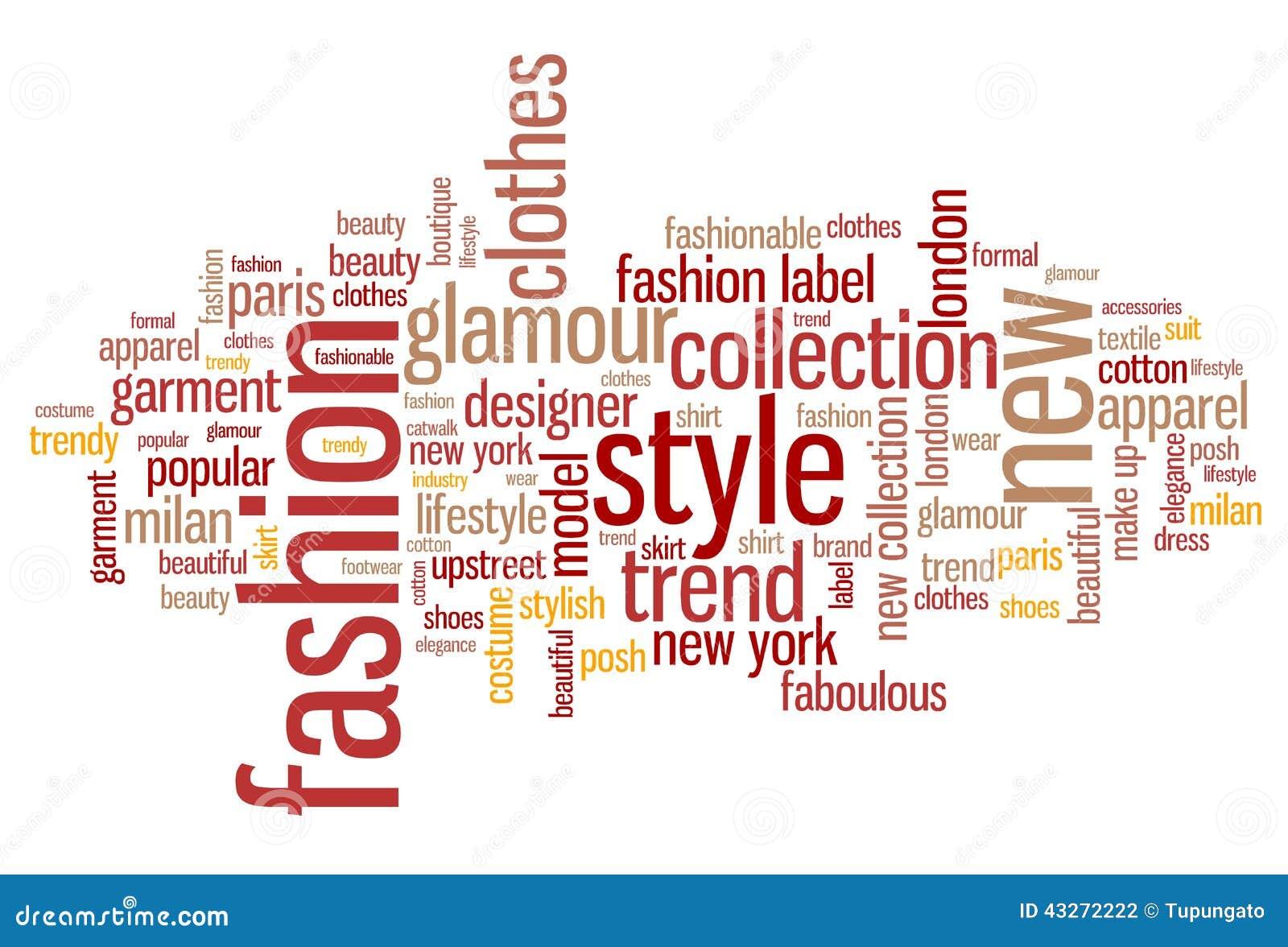 Fashion Stock Illustration