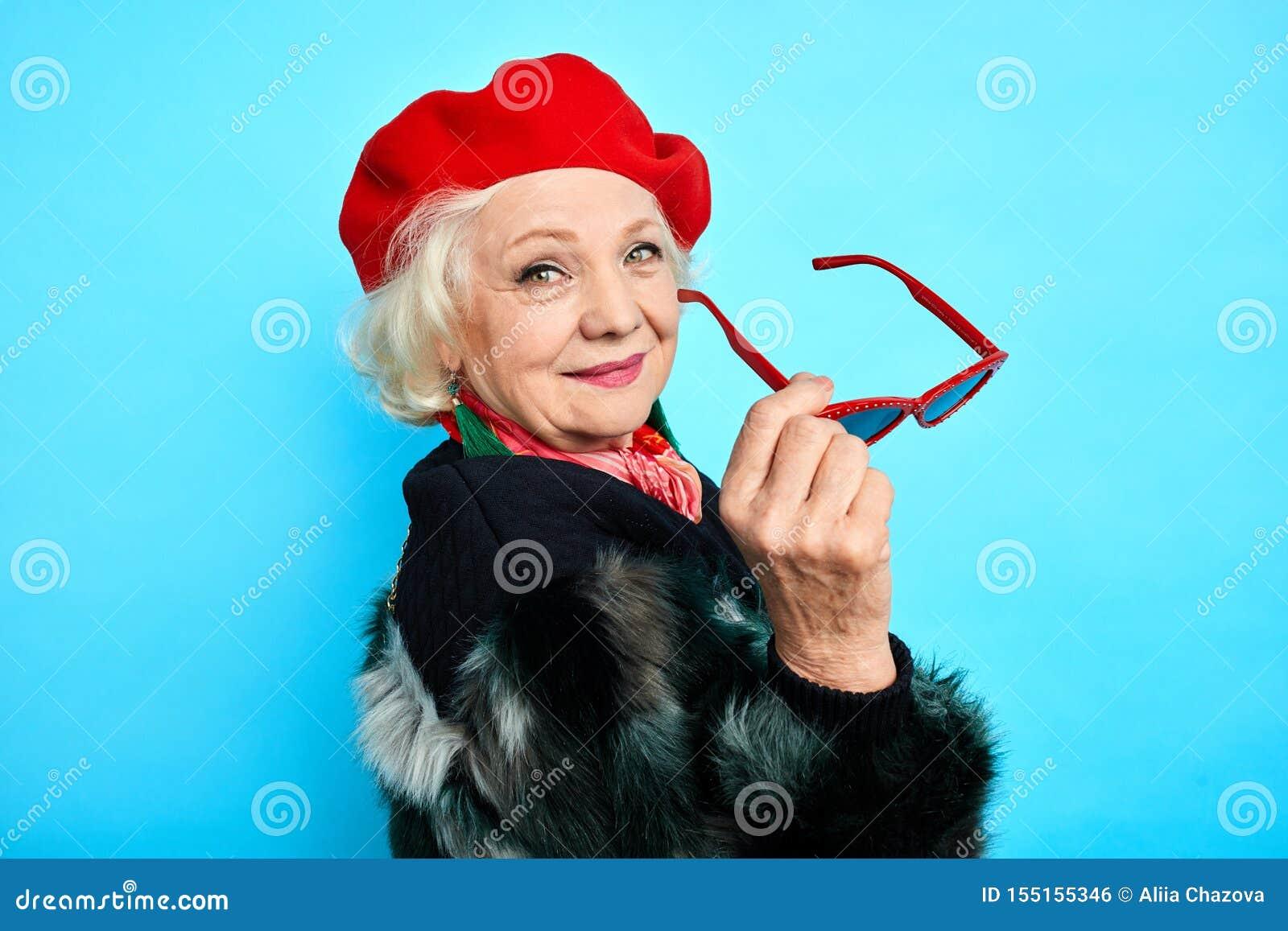 Beautiful Granny