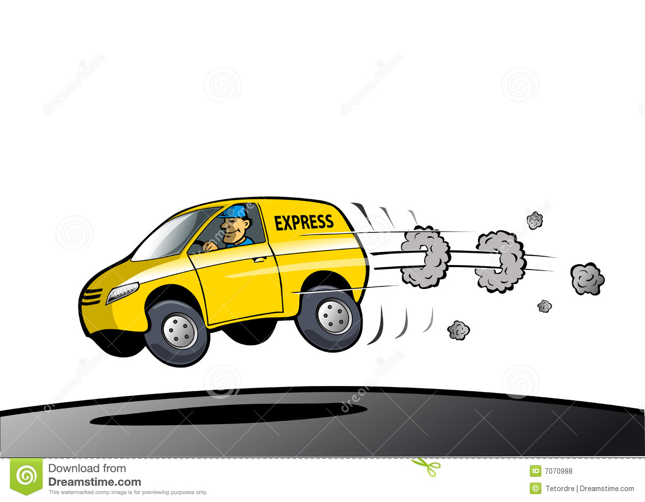 fast delivery service stock illustration. illustration of speed