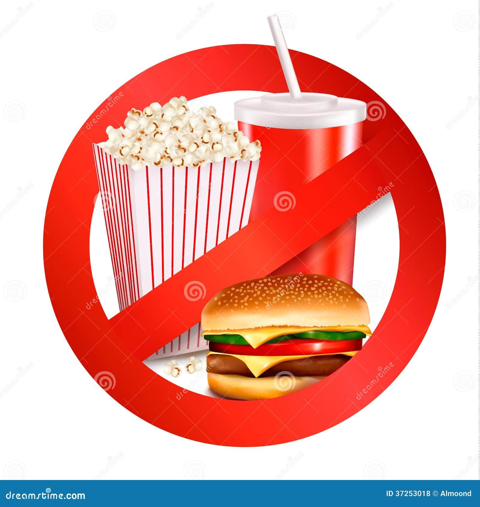 No Junk Food Diet
