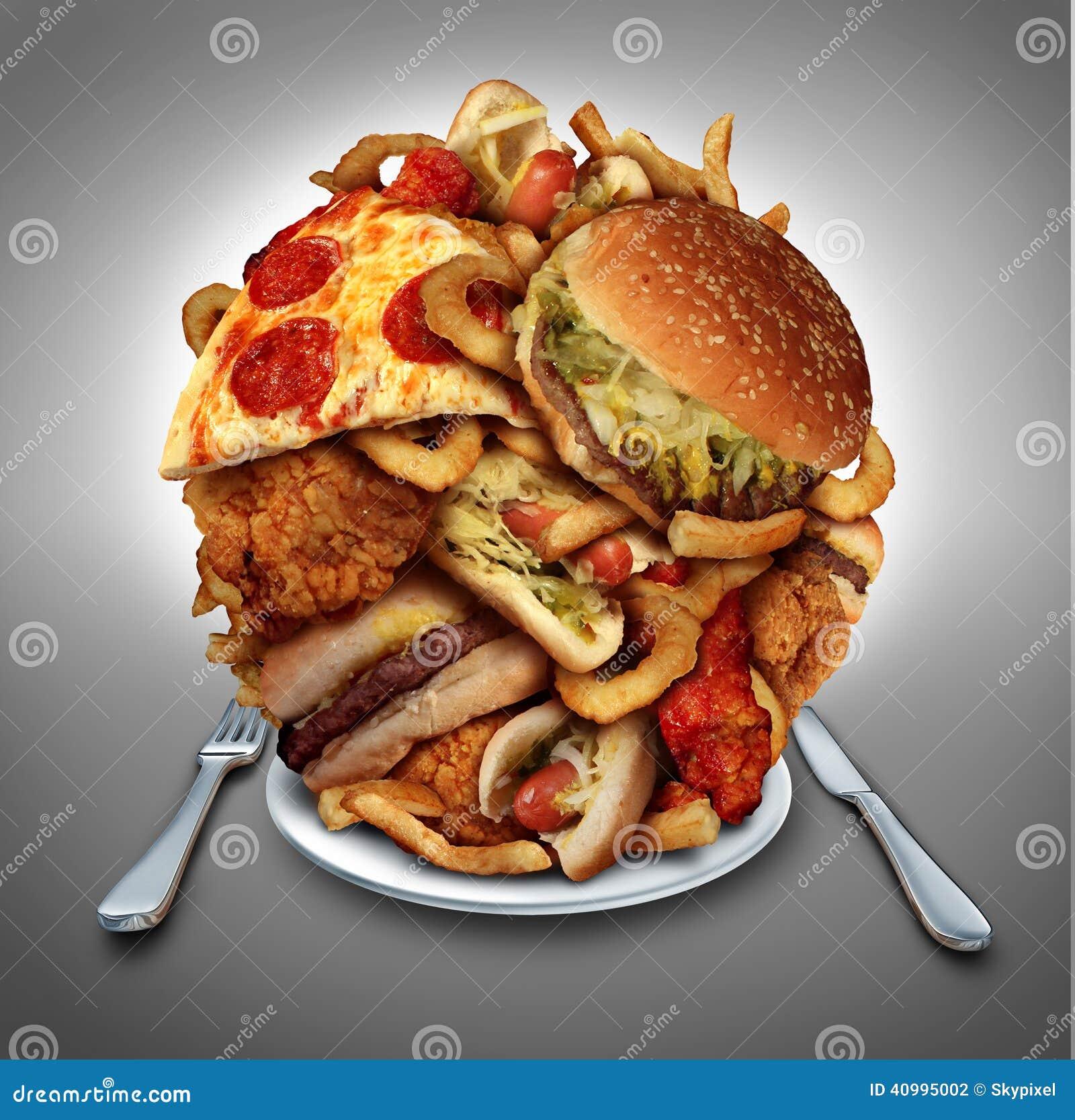 Fast Food dieta