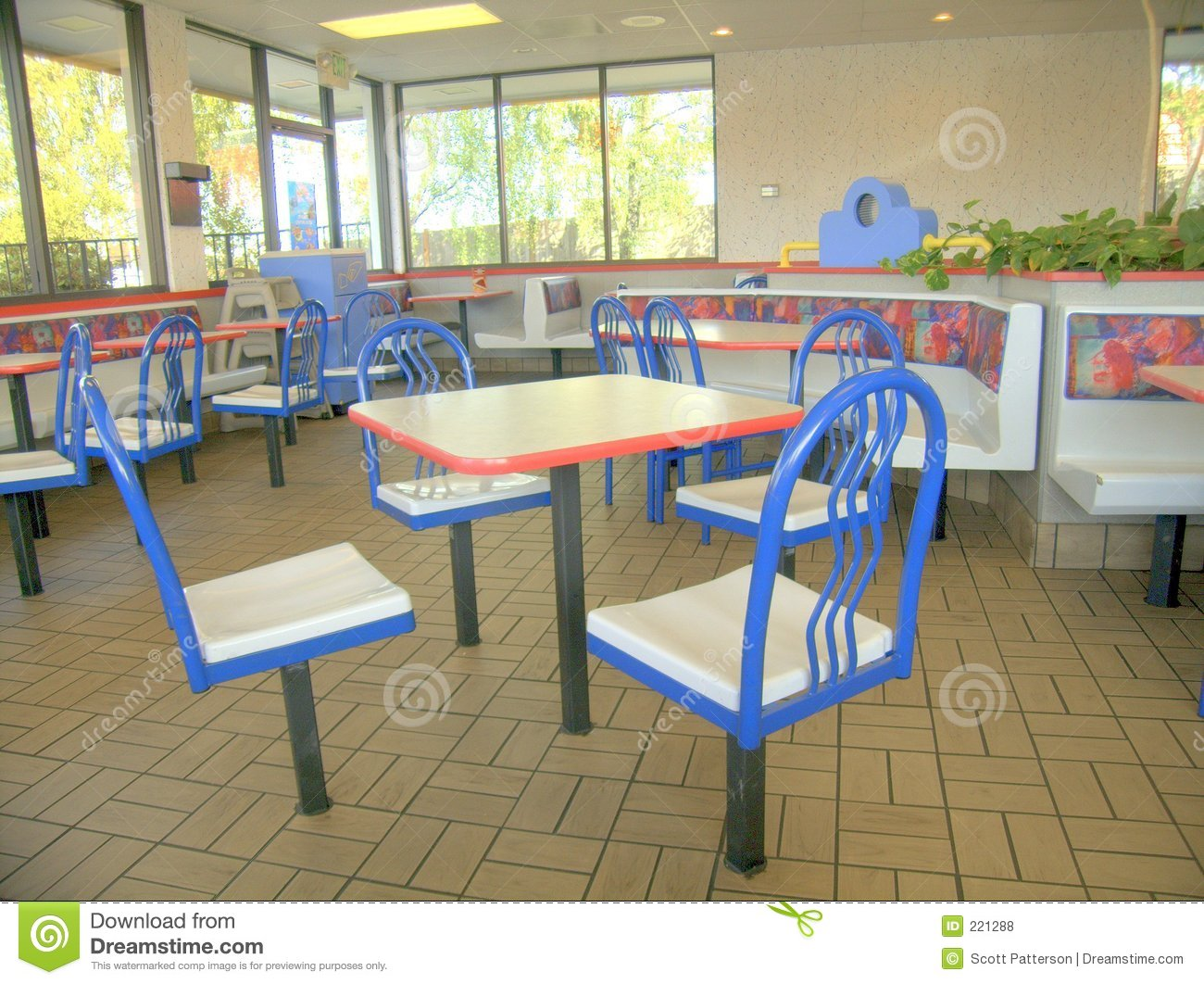 Fast Food Dining