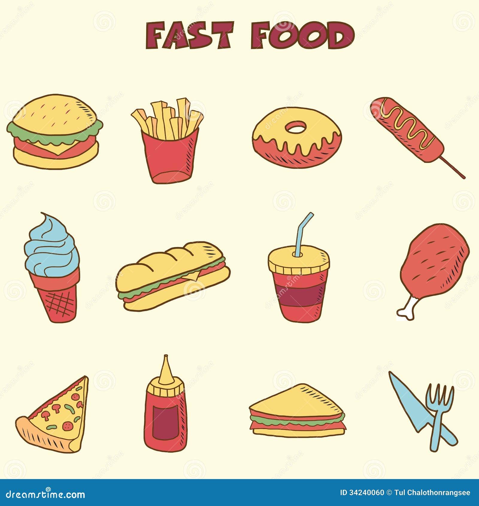 Junk Food Icons Tumblr