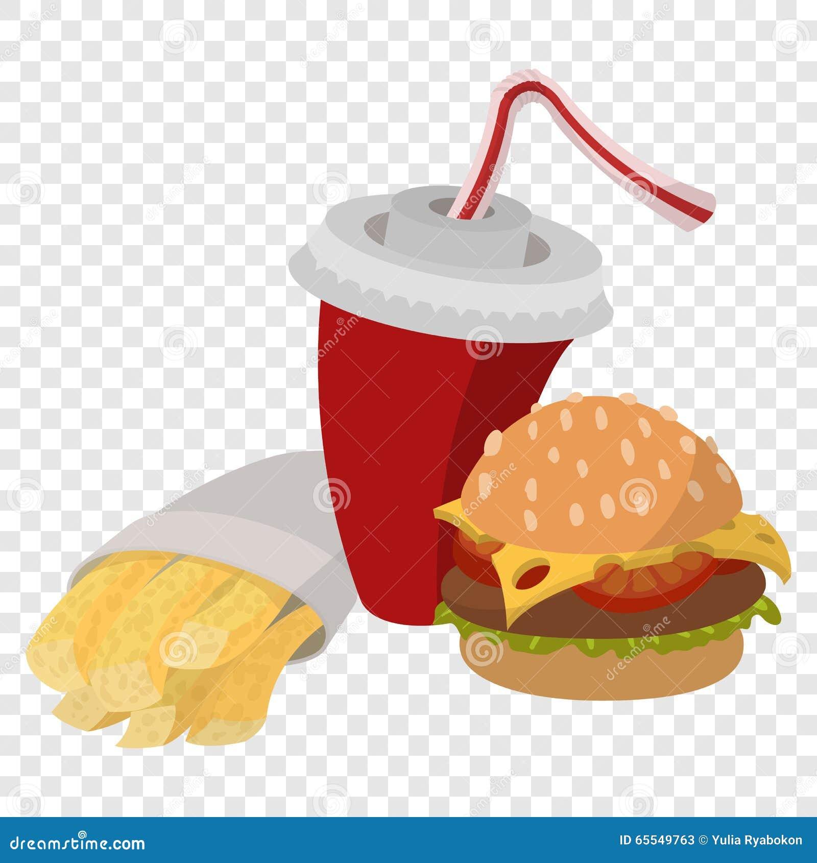fast food lunch stock vector illustration of fries  menu hamburger clip art images hamburger clip art images free