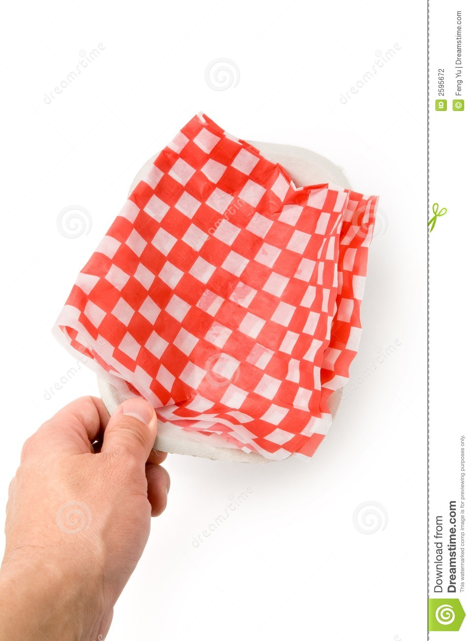 fast food paper tray stock photography image 2595672 fast food paper tray