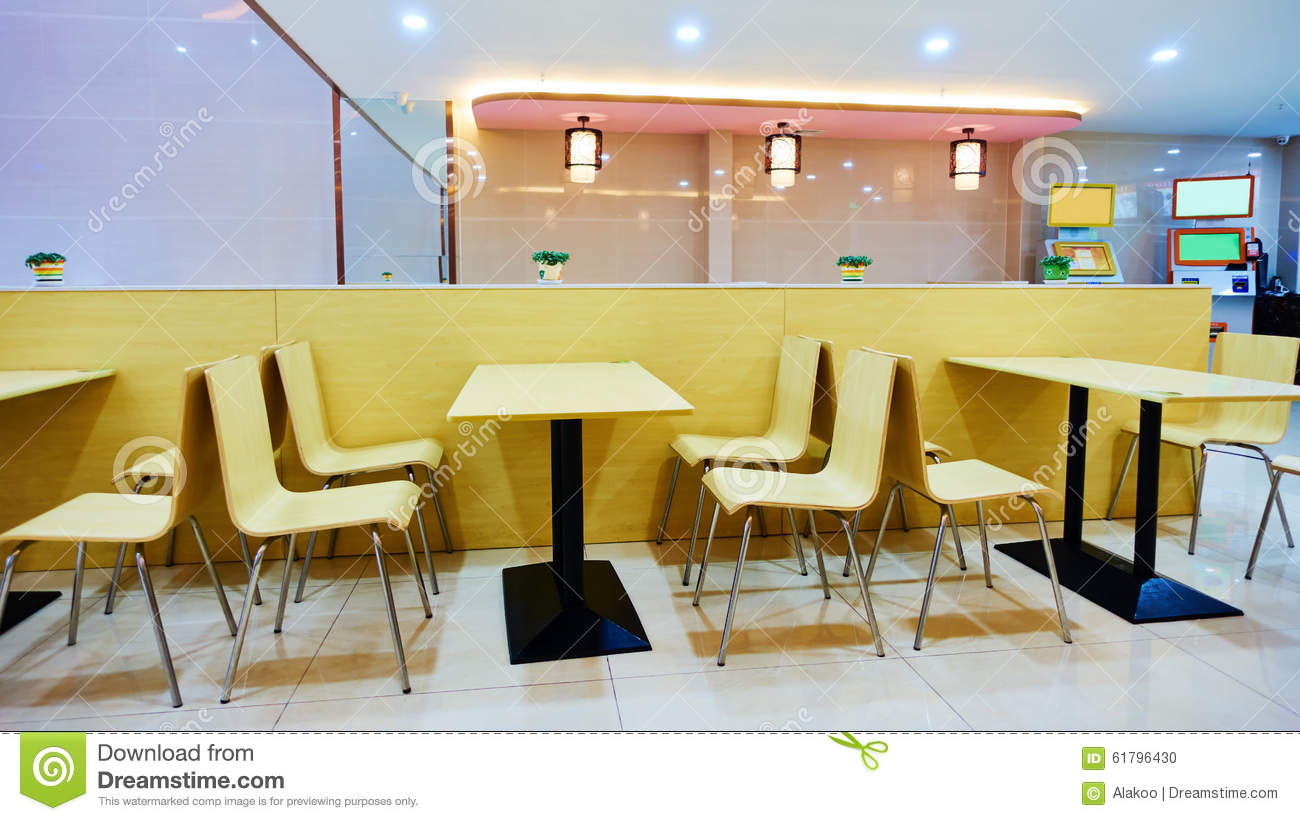 Fast Food Restaurant Stock Photo Image Of Architecture 61796430