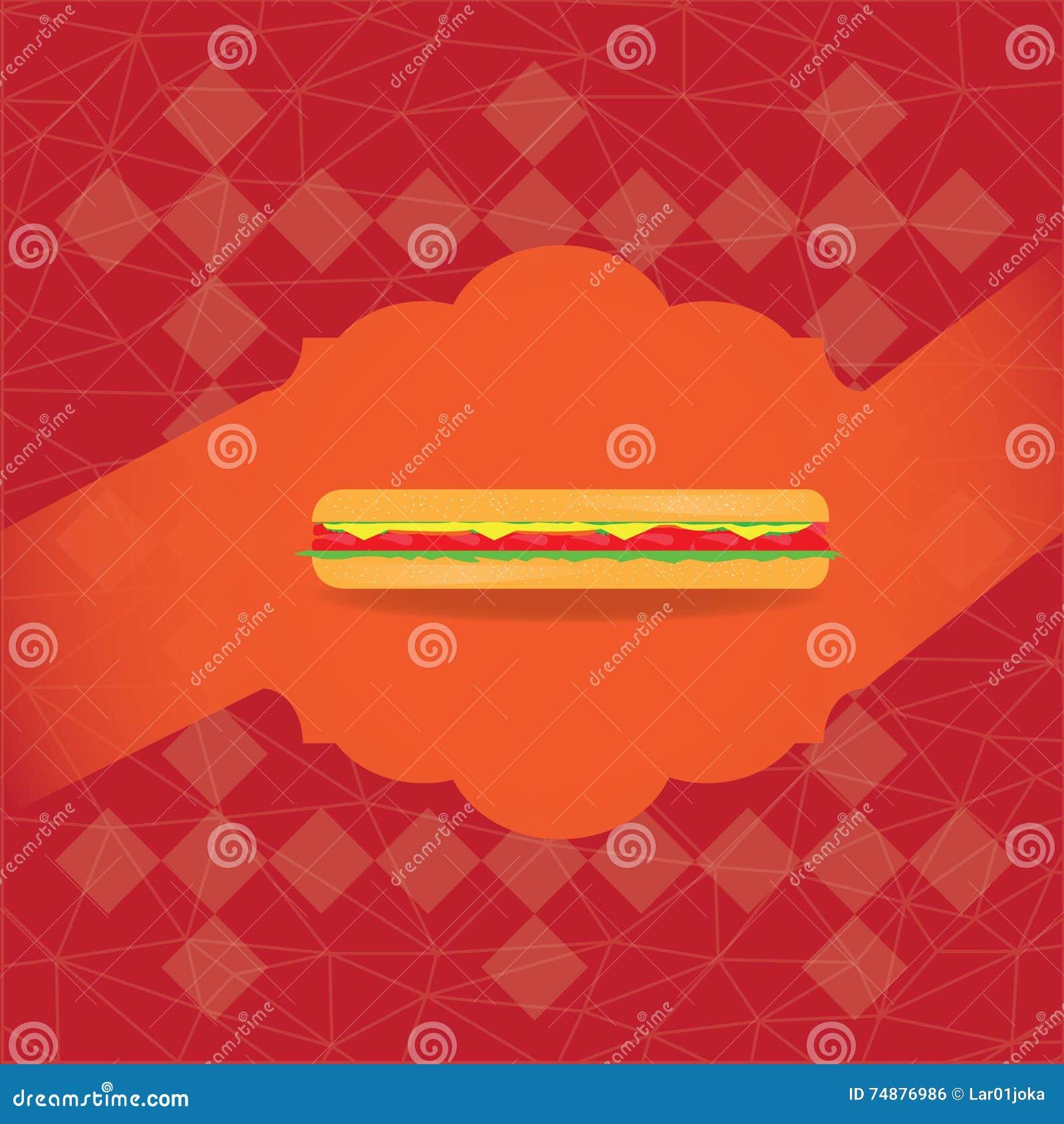 Fast food retro