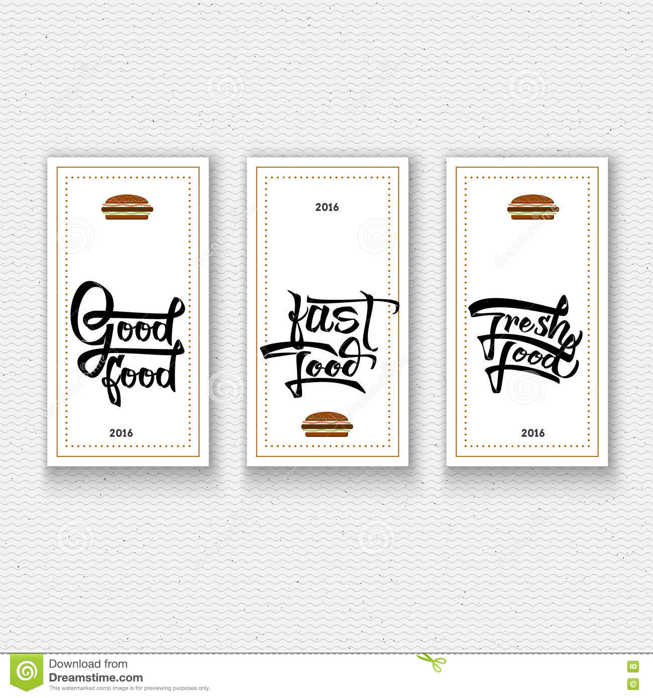 fast fresh good food labels stickers hand lettering was fast fresh good food labels stickers hand lettering was written
